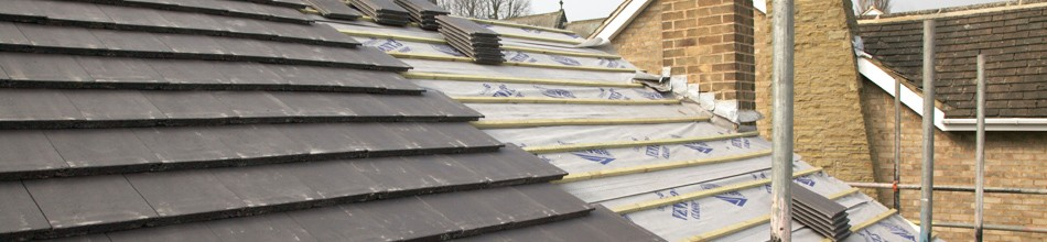 Bristol roofing experts working